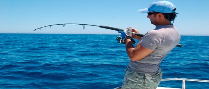 pesca a fondo